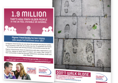PFS Awareness Adverts