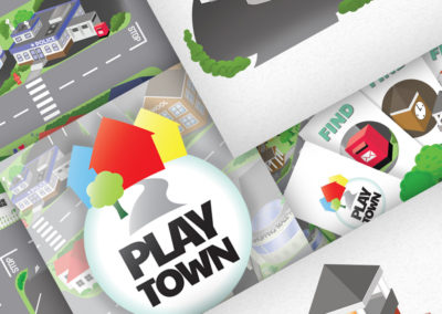 Play Town Mats