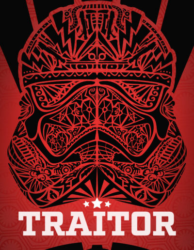 Traitor Poster Star Wars