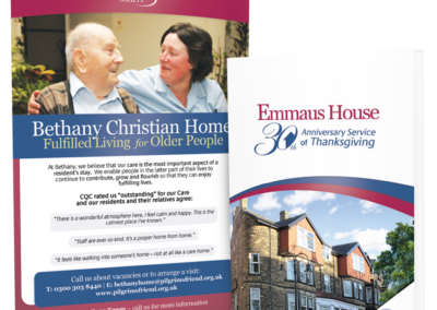 PFS Homes Adverts